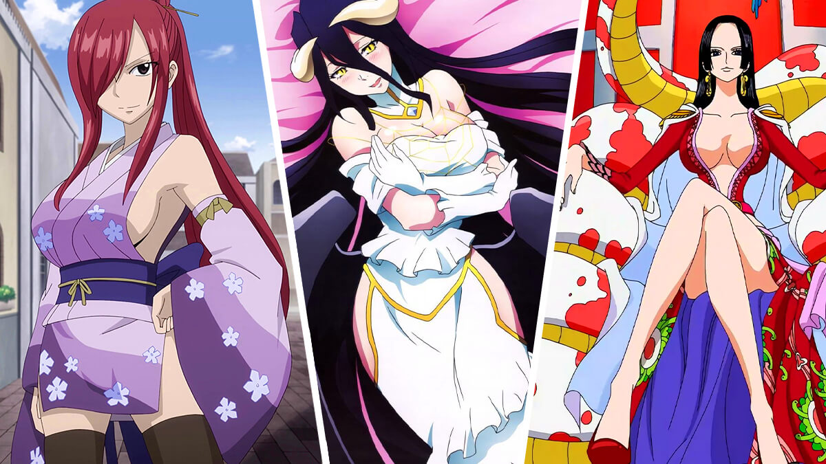 Hottest Anime Girl