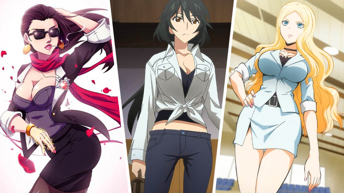 Anime Teacher - Weebs Life
