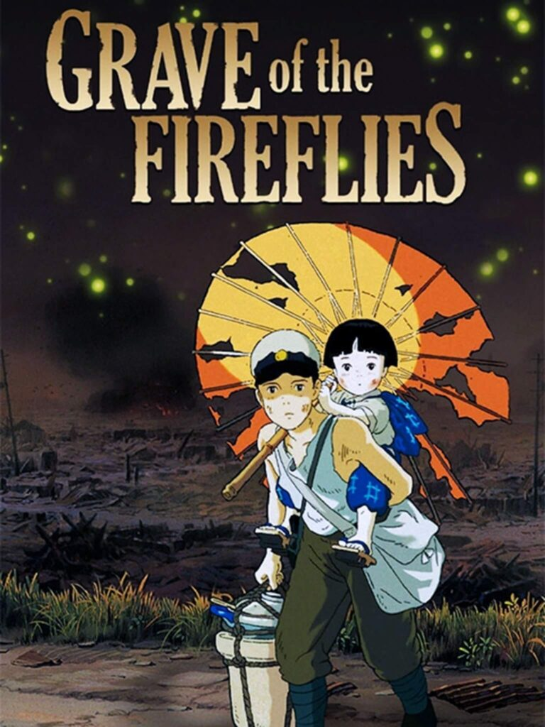 Grave Of The Fireflies Anime